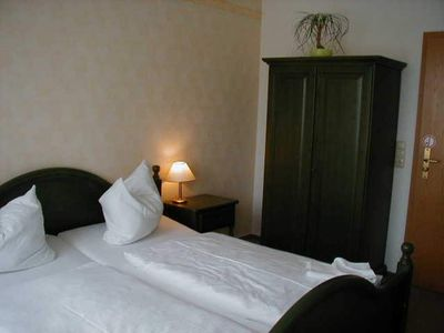 Photo for Double room 3 with bath - Pension Nasse corner
