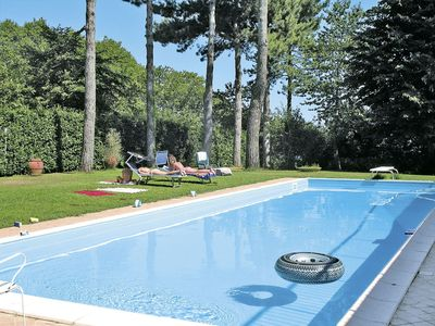 Photo for Beautiful private villa for 14 people with private pool, WIFI, TV, balcony and parking