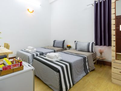 Photo for Condodo Homestay at the heart of Sai Gon(Twin room type)