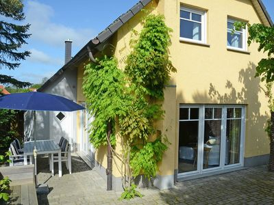 Photo for Haus Baabinchen F615 with large sun terrace in Baabe - BB
