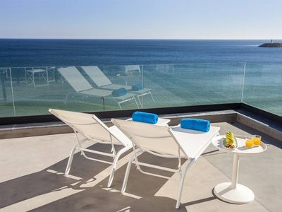 Photo for 2 bedroom apartment Street with amazing sea views