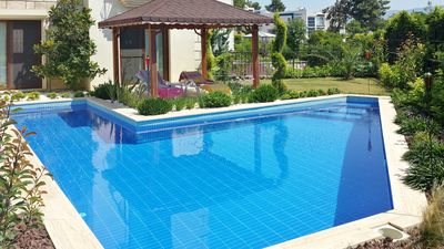 Homerez last minute deal - Amazing house with swimming-pool