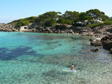 Cala Torta, Cala Ratjada, Balearic Islands, Spain