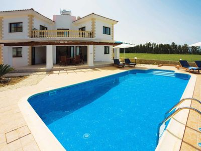 Photo for Classic seaside villa w/ private pool, BBQ, PlayStation 2 & free Wi-Fi