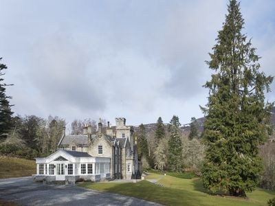Photo for Stunning historic castle in Scottish Highlands - a perfect holiday destination