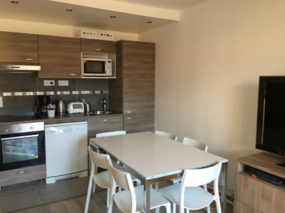 Photo for New Apartment 3 rooms, 6 people, pleasant, super equipped, south