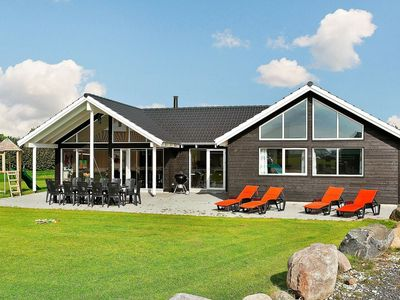 Photo for Spacious Holiday Home in Bogense with Swimming Pool