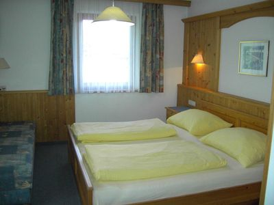 Photo for Triple Room No. 12 - Pension Rieder
