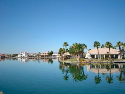 Photo for NEW LISTING! Gorgeous NEW Home on the Lake, near Laughlin/Bullhead & Lake Mohave