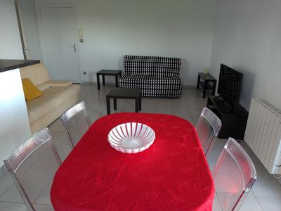 Photo for Large T2 apartment at Seilh golf