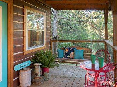 Photo for 1BR Cottage Vacation Rental in Eureka Springs, Arkansas