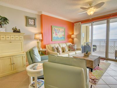 Photo for Oceanside 5 Star Condo - PCB West End !  FREE BEACH SERVICE!
