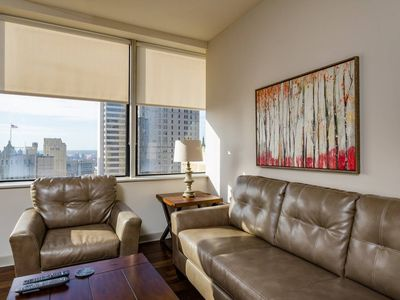 Photo for Apartment in the center of Dallas with Internet, Washing machine, Air conditioning, Pool (705381)