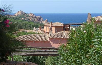 Photo for Sea Views, Terrace and Just 8 mins Walk To The Beach..