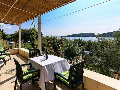 Photo for Vacation home Holiday Home Grgurević  in Dubrovnik/Molunat, South Dalmatia - 4 persons, 1 bedroom