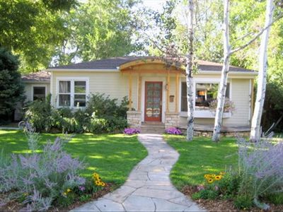 Photo for Charming Newlands Home, Close to Hiking & Downtown Boulder