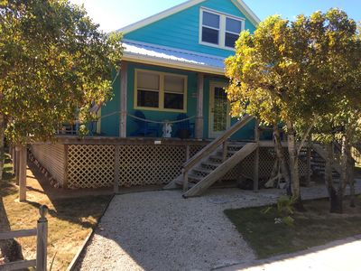 Blue Sargasso Cottage, Man O War 3BR/3BA with  Dock nearby
