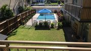 Unit 3-Refurbished unit on canal, 400m to beach