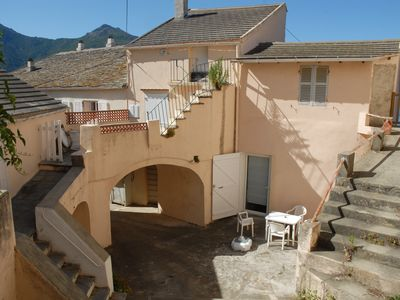 Photo for Village house in Corsican Cape