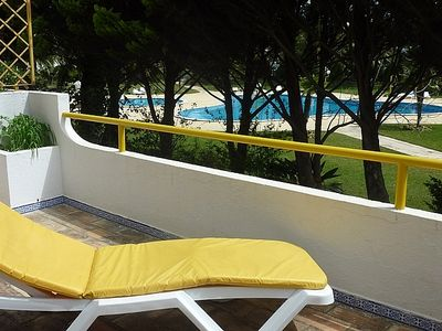 Photo for One Bedroom Apartment With Lovely Gardens And Pools 300 Meters From The Beach