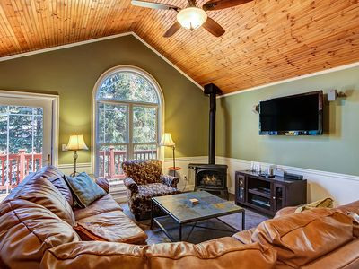 Photo for Private Home on the River in Breckenridge! Quick Walk to Downtown, Private Hot T