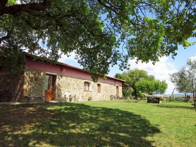 Photo for Vacation home Agriturismo Maria Adelaide (PGA110) in Paganico - 4 persons, 2 bedrooms