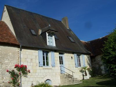 Photo for Old house near Beauval Zoo and Chateau de Valencay