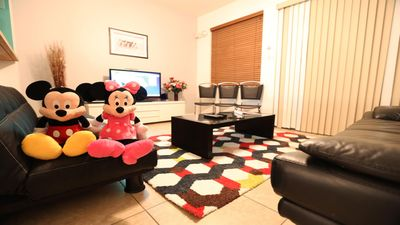 Photo for ⭐Comfy and Homey Townhome & Nearby Disney ⭐