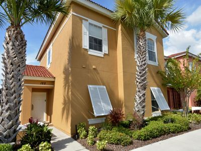 Photo for Townhouse near Disney w/ WiFi, Pool, Complex Pool, Gym, Sport Court & Gameroom