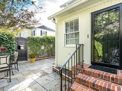 Photo for HOUSE WITH PRIVATE PATIO IN HISTORIC HARLESTON VILLAGE OF DOWNTOWN CHARLESTON!!