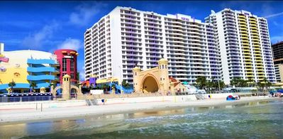 Photo for Discover the Wonders of Daytona Beach with Ocean Walk!
