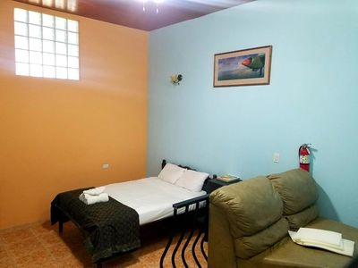 Photo for See Belize COZY Studio Rental 5 Miles from the Airport