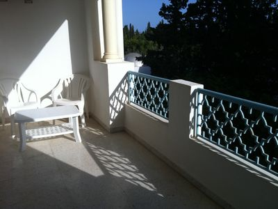Photo for Spacious Appt a few minutes from one of the most beautiful beaches of South Hammamet