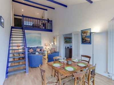 Photo for One bedroom Apartment, sleeps 5 in Saint-Jean-de-Luz with WiFi
