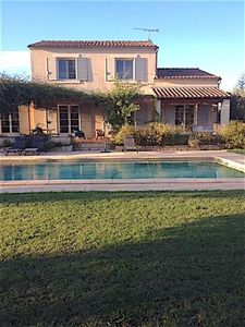 Photo for Holiday house Fontvieille for 1 - 8 persons with 4 bedrooms - Holiday house