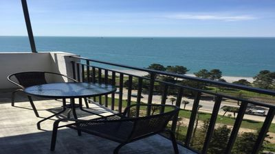 Photo for 1 Bedroom Apartment with a Beautiful View at the Ocean