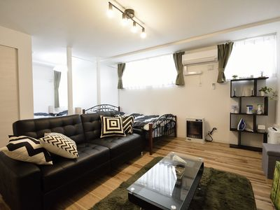 Photo for GT08 SAPPORO 1BR APARTMENT, SUSUKINO, WIFI/PARKING