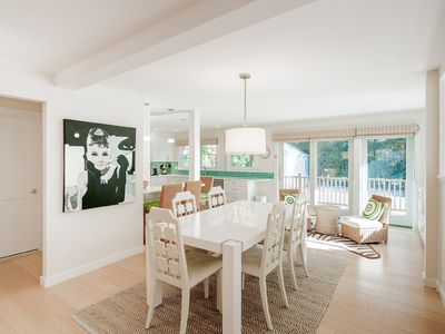 Photo for Perfect house walking distance to EH village WITH POOL