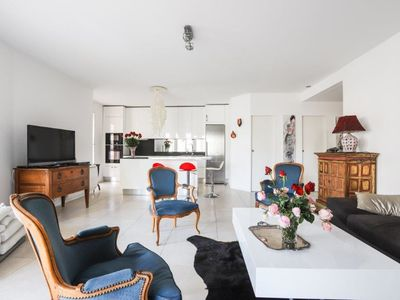 Photo for IMMOGROOM -Spacious, Bright, hudge terrace -CONGRESS/BEACHES