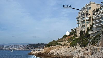Photo for Apartment/ flat - Nice.  Panoramic view on the sea.