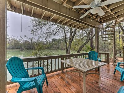 Photo for NEW! Lakefront Houston Home w/ Decks & Game Room!