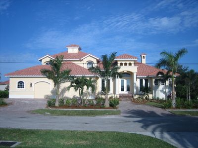 This is Royalty - huge, 2 story, long water view