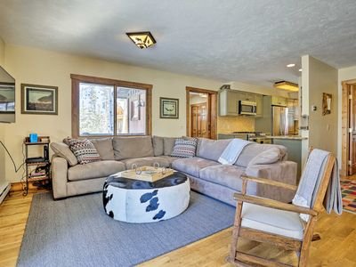 Photo for NEW! Spacious Mountain Escape Cabin w/ Pvt Hot Tub