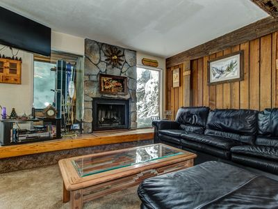 Photo for Dog-friendly condo near Dixie National Forest & across highway from ski lift!