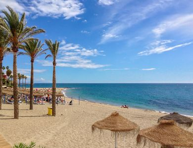 Beach Torremolinos at 60m