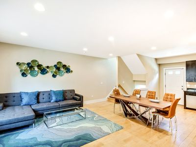 Photo for Mid-century Modern 4BD House in Center City