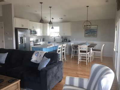 Photo for New House Centrally located+Kayaks+Beach gear+Linens~Book early