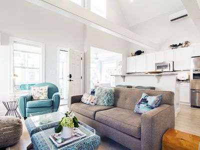 Photo for Modern Private Beachside Cape Cod Cottage Rental