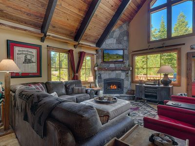 Photo for NEW - Lazy Bear - The Perfect Tahoe Cabin - Hot Tub Too