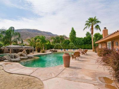 Photo for We Brought the Beach to Rancho Mirage...